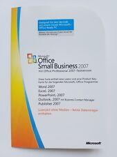 Office 2007 Small Business Edition SBE MLK V2 Vollversion Deutsch 9QA-01554 NEU