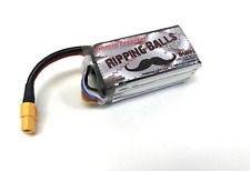 Thunder Power RC - Ripping Balls - 1300mAh 4-Cell/4S 14.8V FPV  80c / 160c