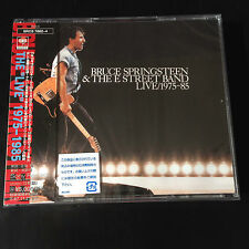 BRUCE SPRINGSTEEN The 'Live' 1975-85 3xCD BOX JAPAN  *SEALED SRCS-7862 OOP