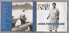 CESARIA EVORA - MISS PERFUMADO CD 1992