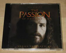 The Passion Of The Christ - Songs Inspired By (CD 2004)