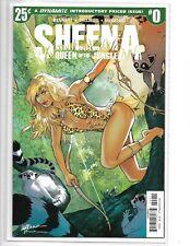 Sheena Queen of the Jungle #0