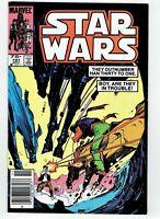 Star Wars #101 Canadian Newsstand Price Variant 1985 Low Print Run