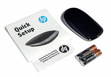 HP Ultrathin Bluetooth Black Wireless Mouse New L9V78AA