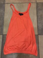 INC International Concepts Tribal Rights Tank Orange - Size P/S P S Small top