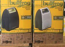Kicker BF400 Bullfrog Jump Waterproof IP66 Portable Bluetooth Speaker Brand NEW