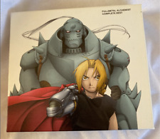 Fullmetal Alchemist Complete Best Soundtrack OST Anime CD + DVD + Books Aniplex