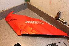 Ducati 749s 03-06 Left Mid Fairing Plastics 480.3.1821A
