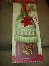 CHRISTMAS WINE BAGS LOT OF 2