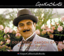 How Does Your Garden Grow?: Complete & Unabridged by Agatha Christie (CD-Audio, 2002)