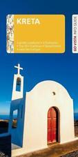 GO VISTA: Reiseführer Kreta von Uwe Lehmann und Manuela Blisse (2017, Kunststoffeinband)