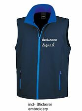 Soft Shell Giacca per Sea Ray Bayliner Glastron in BARCA MOTORE-Barca a vela s-4xl