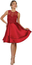 NEW SIMPLE SHORT PROM DINNER CRUISE GALA HOMECOMING DRESS UNDER $100 & PLUS SIZE