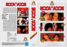 "VHS - "" Boca a BOCA - Mund zu Mund "" (1995) - Javier Bardem"