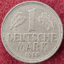 Germany 1 Deutsche Mark 1950 D (D2004)
