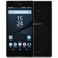 "Sony Xperia Z3+ Plus Unlocked 4G 5.2"" 32GB 20MP Android Smartphone - Black"