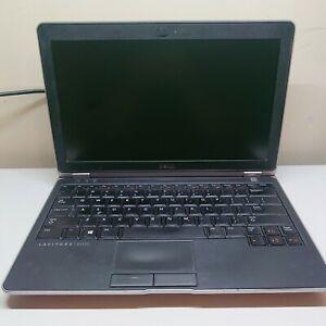 "Dell Latitude E6230, Core i7-3520M, 8GB RAM, 240GB SSD, 12.5"" LED, Backlit KB"