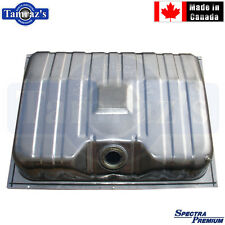 64-68 Mustang Fuel Gas Tank Spectra Premium F28A Canadian Made With Drain Plug