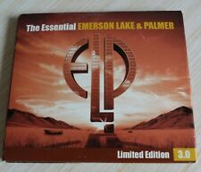 LIMITED EDITION 3.0 3 CD THE ESSENTIAL ELP EMERSON LAKE & PALMER 33 TITRES 2009