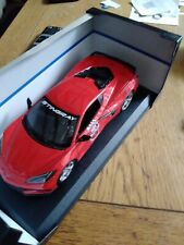 Corvette 1/18 indy pace car