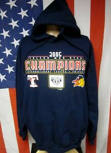 TOLEDO MUD HENS lrg sweatshirt Ohio minor league baseball Muddy 2005 hoodie