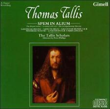 Thomas Tallis: Spem in alium (CD, Gimell) (cd658)
