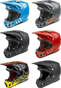 Fly Racing Formula CC Helmet - MX Motocross Dirt Bike Off-Road ATV MTB UTV Gear