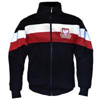 Sweatshirt Hoodie Bluza Patriotic Eagle Poland Orzeł Polska Polen Polish Flag