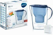 FILL&ENJOY BRITA MARELLA COOL BLEU 1,4 litres d'eau filtrée  2,4 litres au total