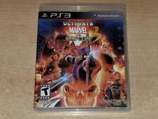 Ultimate Marvel vs Capcom 3 PS3 Playstation 3 (R1) ** FREE UK LIVRAISON **