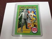 "WIZARD OF OZ THE TIN MAN MEGO MUSEUM PROMO TRADING CARD ""RARE"""