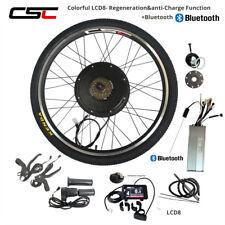 48V 500W 1500W Electric Bicycle E-bike Conversion Kit 27.5 28 29 inch Motor Hub