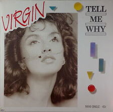 "12"" MAXI-VIRGIN-Tell Me Why-k3664-RAR-Slavati & cleaned"