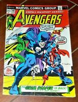 The Avengers #107, (1972, Marvel): The Master Plan of the Space Phantom!