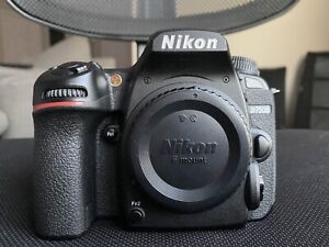 Nikon D7500 DX-Format Digital SLR Body - Black