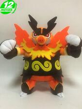 Pokemon Peluche Emboar Plush Doll 30cm