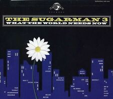 The Sugarman 3 - What the World Needs Now [New CD] Digipack Packaging