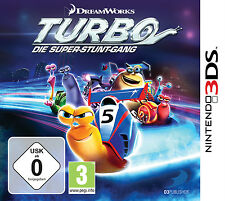 NUR MODUL Turbo - Die Super-Stunt-Gang für Nintendo 3DS 2DS XL M