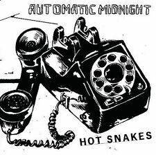 Hot Snakes Automatic Midnight vinyl LP NEW sealed