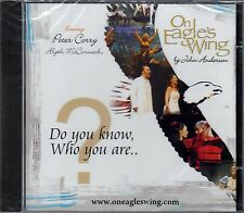 ON EAGLE'S WING - BY JOHN ANDERSON / CD - NEU