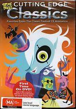 SPIKE & MIKE'S-Cutting Edge Classic DVD-Region Free-BRAND NEW-Happy Tree Friends