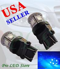 3157 4157 Super Blue 9 SMD LED Turn Signal Tail Light 12V