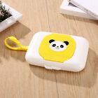 Portable Kid Baby Wipe Tissue Case Wet Wipes Dispenser Box For Baby Travel Bag