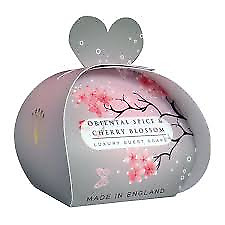 Guest Soap Oriental Spice & Cherry Blossom by The English Soap Company