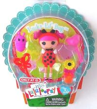 NEW! Mini Lalaloopsy Figure Doll 2013 Easter Series Lucky Lil Bug & Accessories