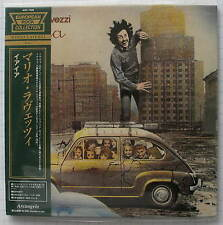 MARIO LAVEZZI - Iaia REMASTERED JAPAN MINI LP CD NEU ARC-7096