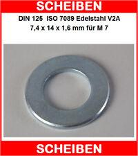 25 ST Unterlegscheiben DIN9021 ISO7093 verzinkt     33 x 92 x 6 mm