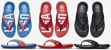 $70 Mens 7~8~9~10~13~14 Hurley Phantom Free USA Olympics Team Sandals Flip Flops