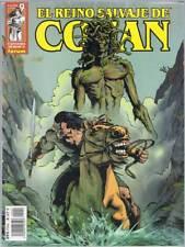 El Reino Salvaje de Conan Nº 9