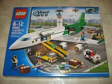 LEGO 60022 City Cargo Plane Terminal Forklift BRAND NEW SEALED